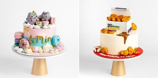 Kids Birthday Cakes: 7 Best Bakeries To Try In Singapore