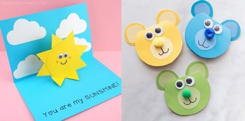 11 Cool Father's Day Card Ideas For Your Kids To Surprise Their Dads
