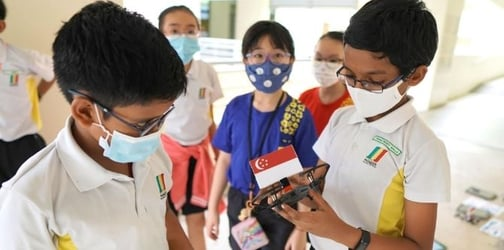 Many Singaporean Parents Have Still Not Responded To COVID-19 Vaccination Invite