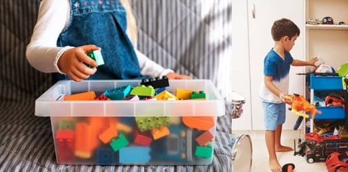 How THIS Mum Got Her Child To Clean Up And Learn Math In The Process