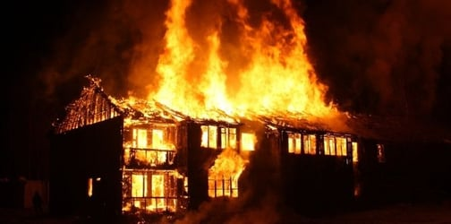 My House Burned Down In The Middle Of The Night. Here's What I Wish I Knew.