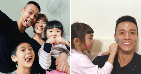 Andie Chen Shares Experience On Being A Stay-Home-Dad, And The Lessons He Learned From Being A Hands-on Parent