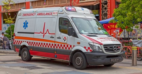 Private Ambulance Fees In Singapore: MOH Releases A Helpful List For Citizens