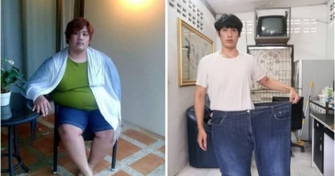 Hefty To Hunky: Thai Man Stuns Internet By Losing 80kg In A Year