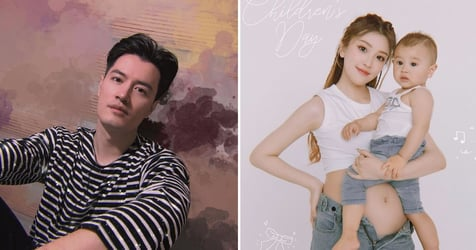 Zhang Zhenhuan And Wife Expecting Second Child, Hope To Deliver In Singapore