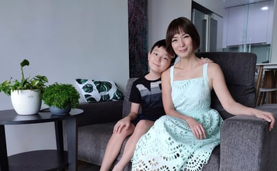 Former Actress and Entrepreneur Jacelyn Tay Shares The Genius Trick That Made HBL Easier For Her 10-Year-Old