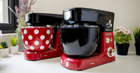 Disney x Mayer Sparks Creativity With Exclusive Mini Stand Mixers