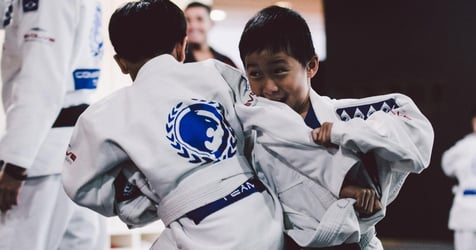 Here's How Martial Arts Helps To Raise Children The Right Way