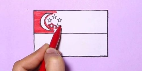 Singapore National Day 2021: 5 Super Easy Art And Craft Ideas To Try With Kids