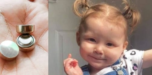 A 2-Year-Old Toddler Dies From Swallowing Button Battery She Found In Remote