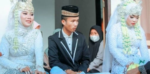 No Joke: Indonesian Woman Agrees To Let Fiance Marry Ex-GF After She Turns Up At Their Wedding Ceremony