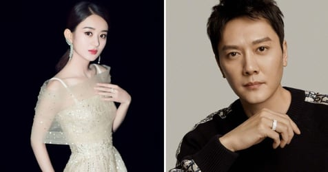 Zhao Liying And Feng Shaofeng's Divorce Caused By His Mum Wanting The Actress To Quit So They Could Have More Kids