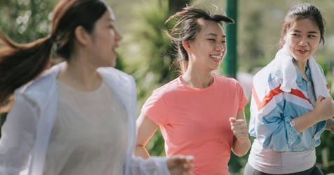 8 In 10 Singaporeans Are Happy: Virgin Active Shines Spotlight On Being Happy And Active