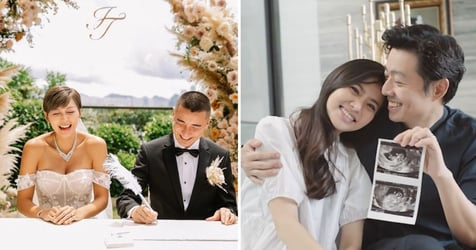 Congratulations! TV Actor Tony Hung Joins The List Of Dads-To-Be In 2021