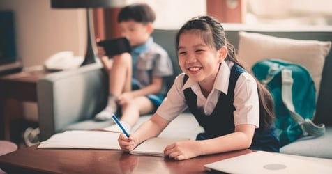 How To Create A Productive Learning Environment For Children At Home