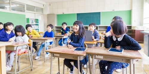 5 Ways To Encourage Your Child To Actively Participate In The Classroom