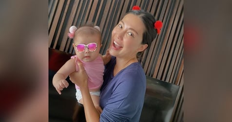 Constance Song's Baby Daughter EL Just Said Her First Word!
