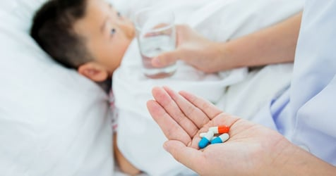 How Do You Teach A Child To Swallow A Pill? Hint: UseLollies