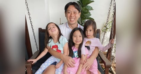 MP Louis Ng Is All Set To Call For Childcare And Parent Care Leave In S'pore