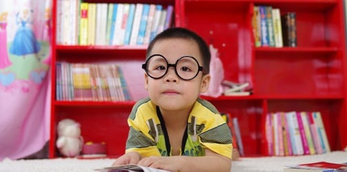 About 34% Children In Singapore Aged 7-9 Years Are Near-Sighted