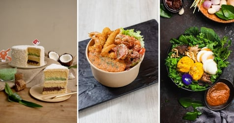 Deliveroo Uncovers Singapore's Top National Dishes In Time For National Day