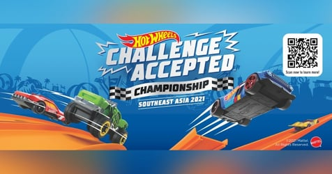 """Ready! Get Set! Challenge Accepted! Hot Wheels® Launches The """"Challenge Accepted"""" Championship 2021"""
