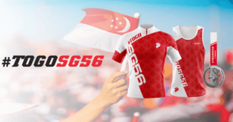 Celebrate Singapore's 56 Years Of Independence, Safely And Virtually