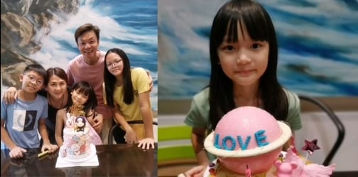 Mark Lee's Wife Writes An Emotional Note For Daughter Calynn On Her 8th Birthday
