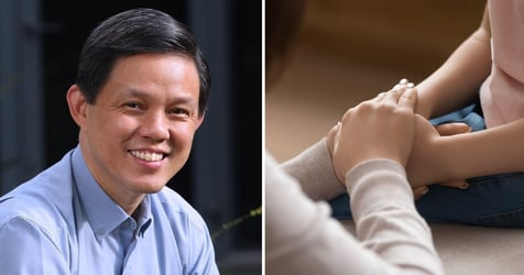 Chan Chun Sing Has One Message For Parents: Spend More Time With Your Kids