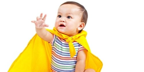 Babies Consider Supernatural Beings As Superior To Ordinary Characters: Study