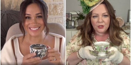 Is That Lilibet Diana We Spot In Meghan Markle's Birthday Video?