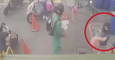 Newborn Dumped In Rubbish Truck: Taiwanese Woman Says She Panicked After Baby Slipped Out