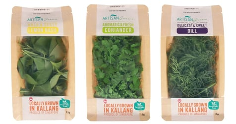 Families Can Now Enjoy Artisan Green Sprouts And A New Range Of Fresh Herbs