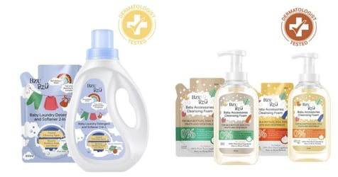 New Home Care Series That Is Ultra Gentle And Safe For Your Little Ones
