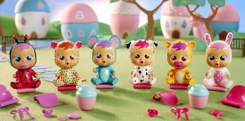 Have You Heard About Cry Babies Dolls? Here's Why You Should Avoid Them