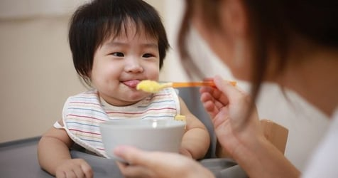 Healthy Weaning For Babies101: How To Get Started On Solids At Around 6 Months
