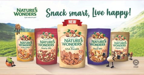 Nature's Wonders All-New Baked USA Pecans Adds A Dose Of Goodness For Your Heart