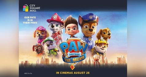 Boost Your Well-Being With PAW Patrol This September School Holiday!