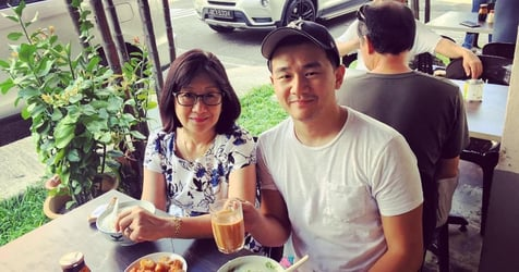 Ronny Chieng Admits He Hasn't Seen His Singapore-Based Mum In Two Years