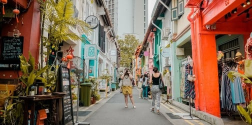 Singapore Crowned The Happiest Country In South East Asia In New Study