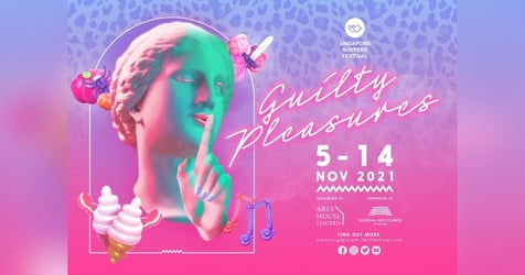 24th Singapore Writers Festival Unveils Their Guilty Pleasures (And Yours) This November