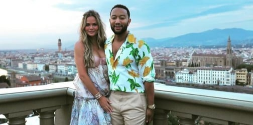 """Chrissy Teigen Says Her Body """"Paused In Time"""" After Losing Her Baby Halfway Through"""