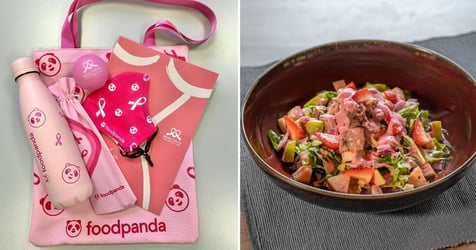 The Power Of Pink: foodpanda Offers Limited Edition Pink Dishes In Support Of Breast Cancer Awareness Month