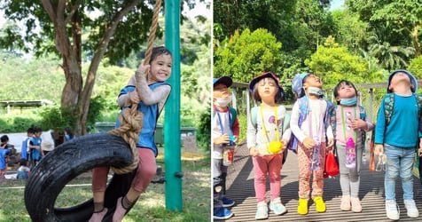 7 Best Forest Schools In Singapore That Help Kids Explore The Great Outdoors