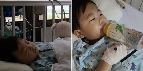DJ Kenneth Kong's Son Had Two Surgeries, Doctors Say His Condition May Be Linked To Exposure To Pesticides