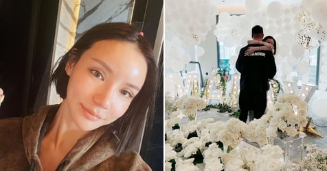 Singapore Heiress Kim Lim Says Yes To Mysterious Man After 'One Big Round'