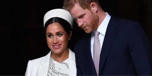 """Meghan Markle Calls Her Rainbow Baby """"A Blessing"""" Following Her Miscarriage"""