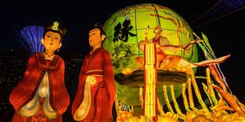 Mid-Autumn Festival 2021: Free Entry For Kids To Flower Dome Till Oct 3 And Other Activities You Can Try