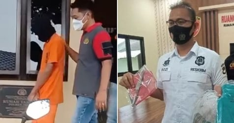 'A Mother's Love Knows No Bounds': Indonesian Mum Tells Son To Lie After He Stabs Her