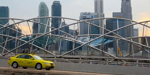 Singapore Woman Delivers Baby Girl In Taxi, Just 10 Minutes After Boarding It!